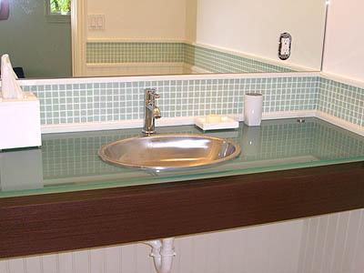 bathroom wall cabinet with towel rod