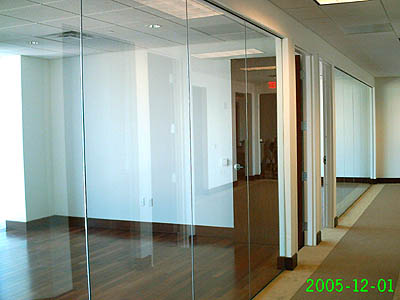 Glass Walls Artistry In Glass