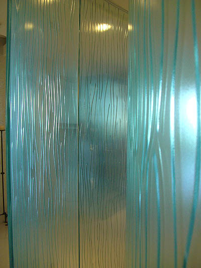 Textured And Painted Category Artistry In Glass