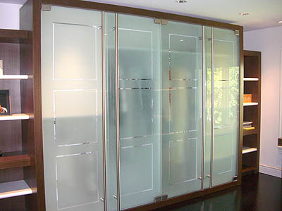Closet Doors Artistry In Glass